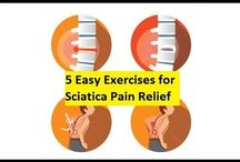 Easy Exercises for Sciatica Pain Relief / Easy Exercises for Sciatica Pain Relief