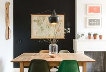Dining Rooms / by Mandy Entwistle
