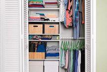 organised bedrooms