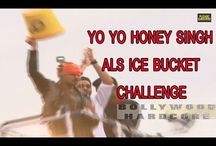 Yo Yo Honey Singh ALS Ice Bucket Challenge