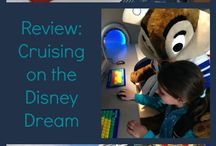 Disney Cruise Line / Tips for travel on the Disney Cruise Line (the Fantasy, Dream, Magic, and Wonder), including excursions, packing lists, door decorations, planning tips, and fish extenders.