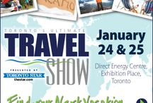 2015 - Toronto's Ultimate Travel Show / Features,Sponsors, Destinations at the 2015 Toronto Ultimate Travel Show