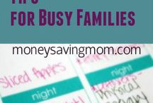 Organization - Time / Time management tips work!In my home personal organization time management is a top priority! / by Lisa @ Organize 365