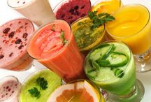 Smoothies, Cocktails, Drinks