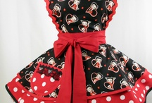 Aprons without Cooking / I hate cooking but aprons are cute