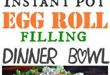 Instant pot / Instant pot recipes.   Healthy, many gluten free, paleo, or vegan