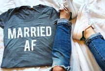 married shirts