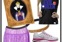 My Style: Running Costumes