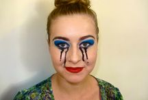 Makeup / Some of my makeup work and my makeup inspirations