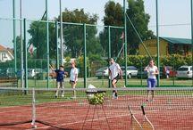 Obozy tenisowe / Obozy tenisowe - Dźwirzyno