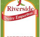 Riverside Spice Emporium  / Spices from all over the world .....
