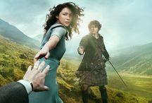 Outlander <3 / Una delle mie serie tv preferite.
