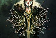 Celtic Deities