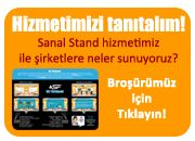 ASF / Stand tanitimi