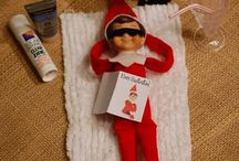 Yep... Elf on the Shelf