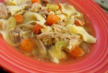 Soups / by Niña Fleur