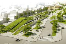 3D Landscape Projects