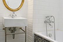 Vintage Bathroom Ideas / Amazing vintage bathrooms from Babérliget Luxury Mansion