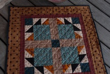 Small quilts and quilty things