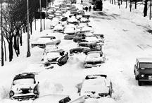 katastrofy přírodní, počasí extremni ...