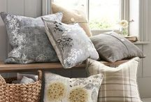 Cushions, you can never have to many :-)