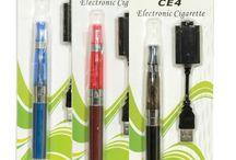 E Cigarettes and Refills