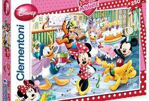 Rompecabezas y Libros Disney / Rompecabezas para armar y libros de Disney  Consiguelos en http://www.puzzlesingenio.com/23-juegos-para-ninos