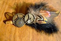 Steampunk Jewellery Accessories