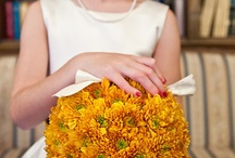 romantic fall wedding / A traditional and romantic fall wedding at Fort Worth Club.