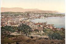 Historia Chorwacji / Historia Chorwacji na zdjęciach. Niektóre z nich wykonano ponad 100 lat temu. O chorwackiej historii przeczytasz również na naszym blogu: http://crolove.pl/category/historia-chorwacji