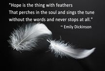 Angels in feathers