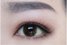 Eyes makeup️
