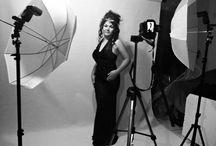 La Tosca Photography - BTS / Behind the lens at La Tosca Photography