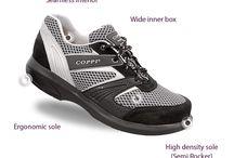 Zapatos terapeuticos