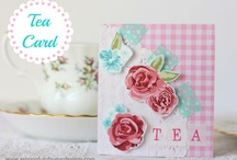 Scrapbooking / Cards inspirations