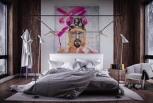 Bedroom / Bedroom design ideas, pictures, decor and inspiration