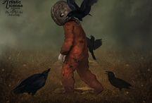 Meine Bilder zum Thema Herbst und Halloween