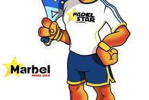 Marbel de PadelStar