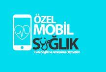 Özel Ambulans / Özel Mobil Sağlık alanında uzman sağlık personelleri tarafından evde hasta bakımı, evde sağlık hizmeti ve özel ambulans hizmeti vermektedir.