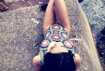 Beach Life / Inspired by the awesomeness of colourful African and exotic prints, Prudence tapped into her passion and built Imani Swimwear, an Australian exotic bathing suit design venture based in Sydney. Currently, Exotica Swimwear makes its sales primarily through this online resource.