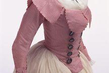 1789-1795 Mode zur Zeit der französischen Revolution  / by Mira P. Mai