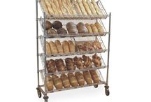 Retail Merchandising / Products for Retail Applications      Specialized Fixtures     Display Units     Cooler Room Storage