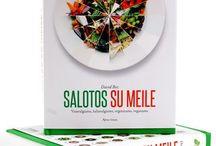 Leidiniai apie maistą ir receptus mūsų bibliotekoje / Kelios receptų, sveikos mitybos, praktiškų patarimų, susijusiu su maistu ir gėrimais, knygos mūsų bibliotekoje. Ateikite ir išsirinkite!