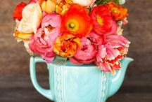 Hangulatos virágcsokor