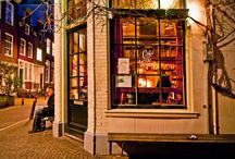Small Bars in Amsterdam / Amsterdam's small and local bars are the best bars to visit in city. This is where the locals feel comfortable. If you are travelling in a couple or small group these places are perfect for a visit.  As a tour company that operates regular tours of Amsterdam of up to 4 people we love these places to meet the workers and owners where real Amsterdammers go.