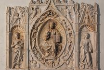 Gothic carving