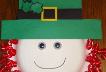 Preschool Holiday Crafts / by Ashley