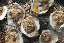 Seafood ~ Oysters