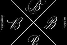 Calligraphy scripts