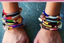 Bracelet Ideas / by Catherine Drummond